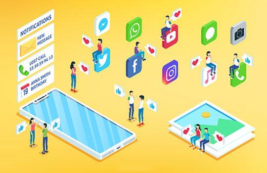 فروش در شبکه های اجتماعی