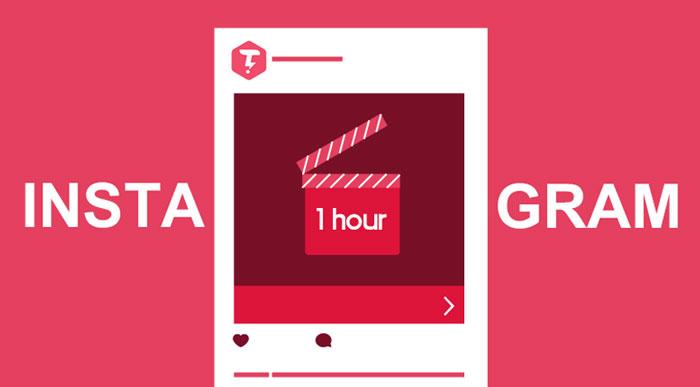 افزایش مدت زمان ویدیوهای اینستاگرام